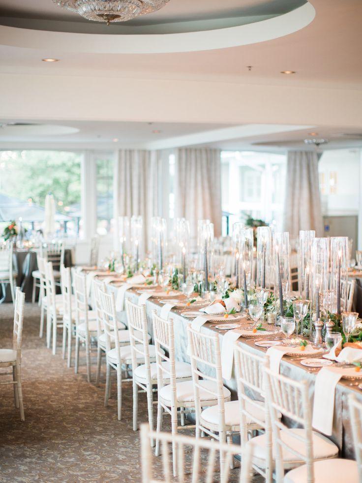 A Contemporary-Style Wedding on the Shores of Lake Ontario