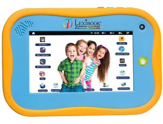 Tablette tactile enfant LEXIBOOK MFC 270 FR