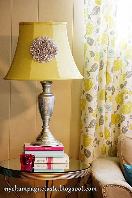 lamp shades on pinterest homemade lamps lamps and lace lamp. Black Bedroom Furniture Sets. Home Design Ideas