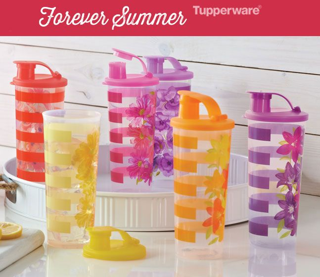 Tupperware Forever Summer Giveaway. Share a precious summer moment for a chance to win a set of Tupperware summer essentials.