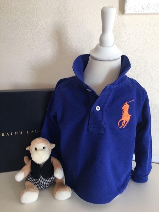 Mein Orig. Ralph Lauren Poloshirt Gr.9 Monate / 74 cm von Ralph Lauren! Größe 68 für 20,00 €. Schau´s dir an: http://www.mamikreisel.de/kleidung-fur-jungs/poloshirts/34434518-orig-ralph-lauren-poloshirt-gr9-monate-74-cm.