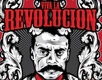 Zapata by Elrich Hellrich, via Behance