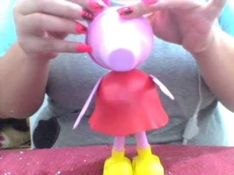 Peppa pig E.V.A 3d ( versão I) - YouTube