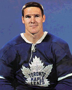 Tim Horton, Canadian ice hockey player. Initiated in Kroy Lodge No. 676, Toronto, Ontario, in 1962 -Brother