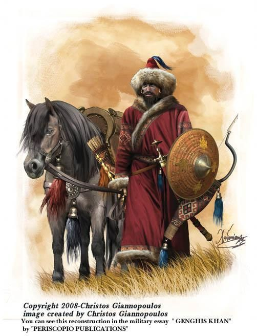 Golden horde Khan