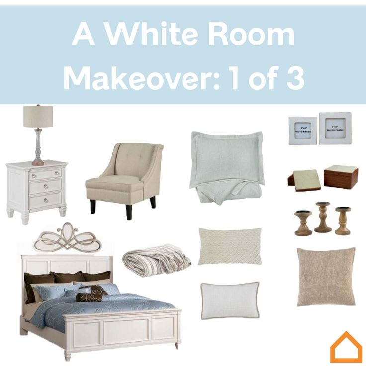 Join Ashley S Own Kelly As She Builds The All White Bedroom Of Her