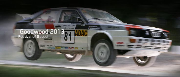 Event Report: 2013 Goodwood Festival of Speed