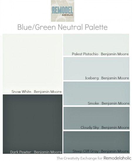 Popular Blue Paint Colors best 25+ cottage paint colors ideas on pinterest | house paint