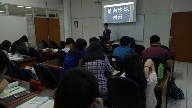 In-house training Mandarin for adults