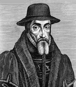"""The Protestant writer John Foxe proclaimed that Anne Boleyn had been a saint. He repeatedly stated that the Church of England owed its existence to Queen Anne, who was """"the most beautiful of all in character, learning and piety."""" ..."""