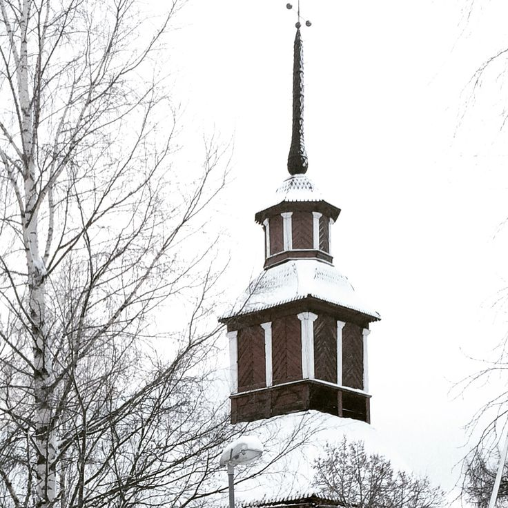 #keuruu #Finland #0ld church
