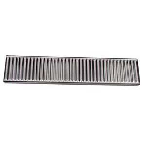 """Homebrew Finds: YMMV: Case of (6) 19"""" Stainless Drip Trays - $5.74 Each Shipped"""