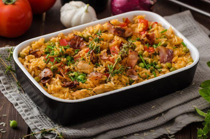17 recetas fáciles para hacer arroz con pollo 💫 #ArrozConPollo #RecetasDeArroz #RecetasDeArrozConPollo #RecetasDePollo #RecetasFaciles