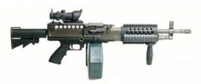 Stoner 63 - Internet Movie Firearms Database - Guns in Movies, TV and Video Games