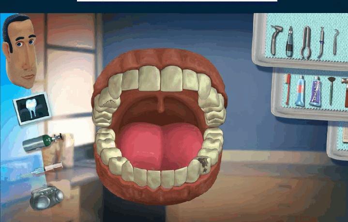 Dental Adventure cute online game