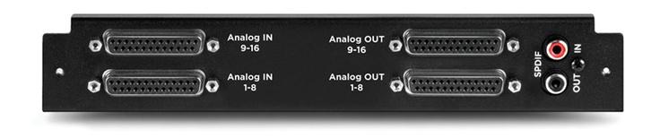 Apogee 16x16 Analog I/O Module