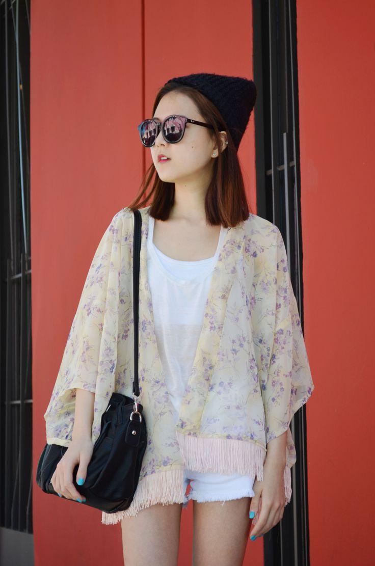 Fashion fair spring colors 2015 and youtube - Diy Kimono Cardigan Https Www Youtube Com Watch
