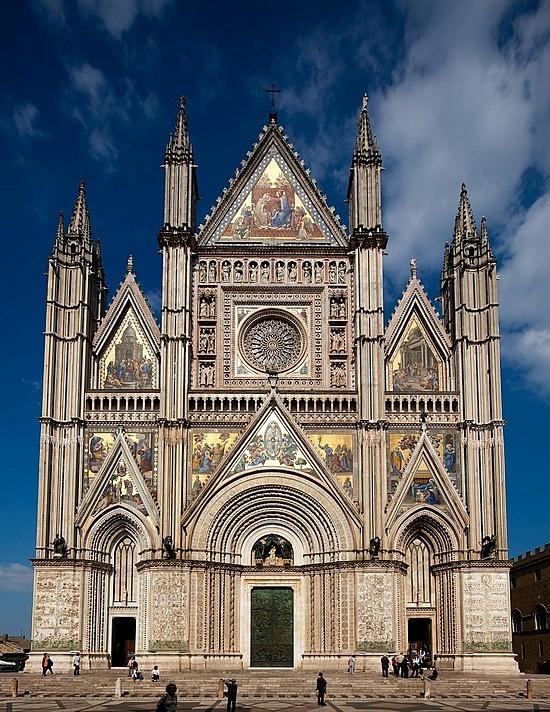 Orvieto Duomo, Italy