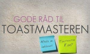 Toastmaster til Bryllup: Den Komplette Guide - Bryllup.dk