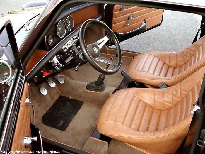 restauration de carrosserie, tôlerie automobile, voitures anglaises de sport - SFR automobiles