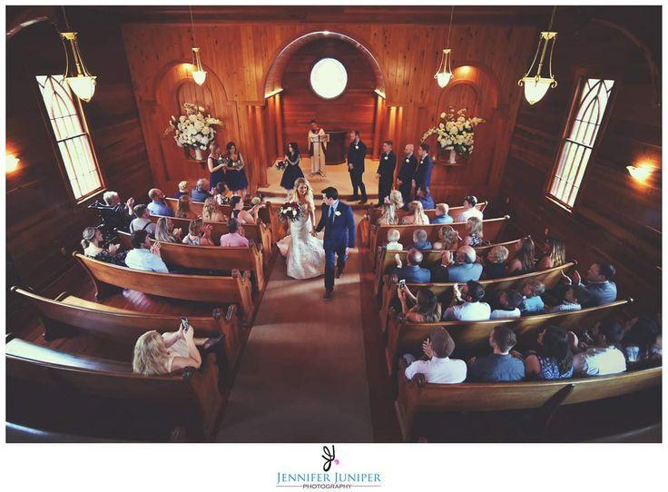 Chapel wedding ceremony weddinginspiration rusticwedding