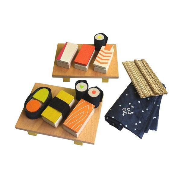 Mam dziś straszną ochotę na sushi! Zestaw do kupienia tu: https://madamnamnam.pl/udajemy-doroslych/69-zestaw-sushi-kiko.html #suchi #zestawsuchi #madamnamnam