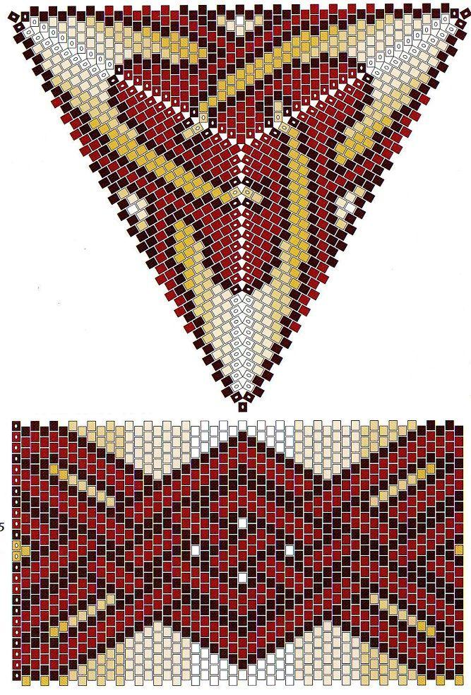 Давайте попробуем сплести треугольную шкатулку.. Обсуждение на LiveInternet - Российский Сервис Онлайн-Дневников