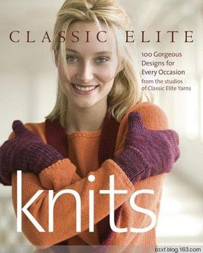 Classic Elite Knits经典的精英编织 - 编织幸福 - 编织幸福的博客