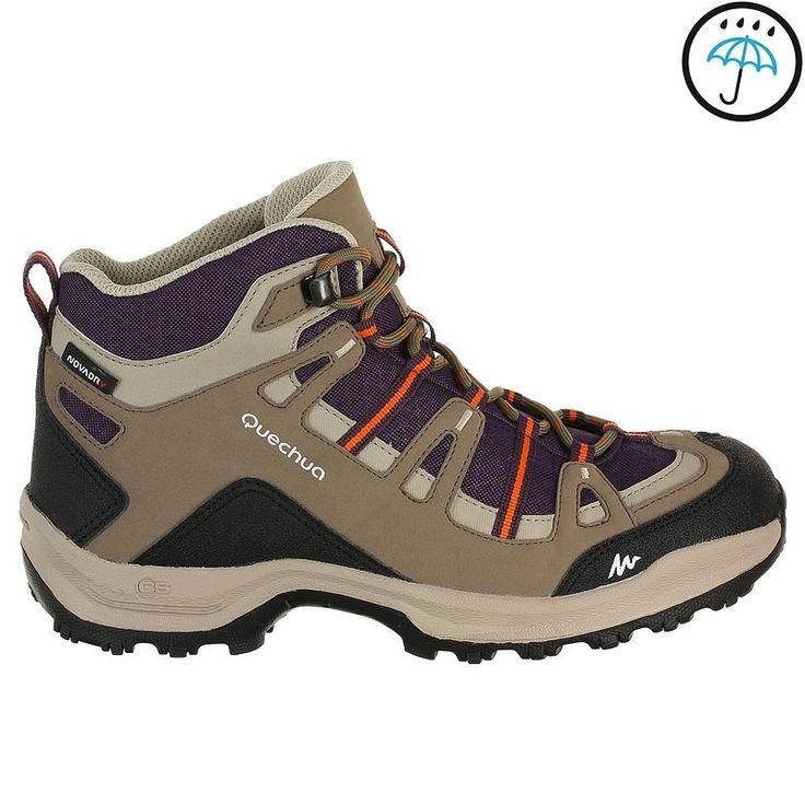 Universo de Montaña Calzado - botas de montaña Forclaz 100 impermeables Mujer QUECHUA - Por tipo