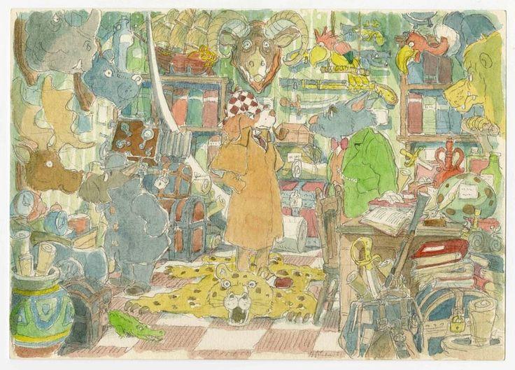 Sherlock Hound by Yoshifumi Kondo