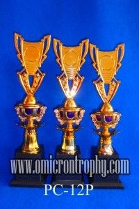 Produsen Trophy Plastik Siap Kirim Surabaya