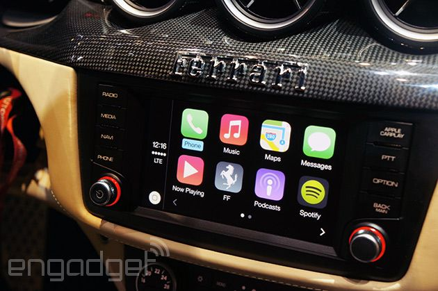 Apple releases iOS 7.1 with CarPlay support