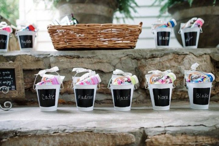 Fun Ideas for Keeping Kids Occupied at Weddings ~  we ❤ this! moncheribridals.com