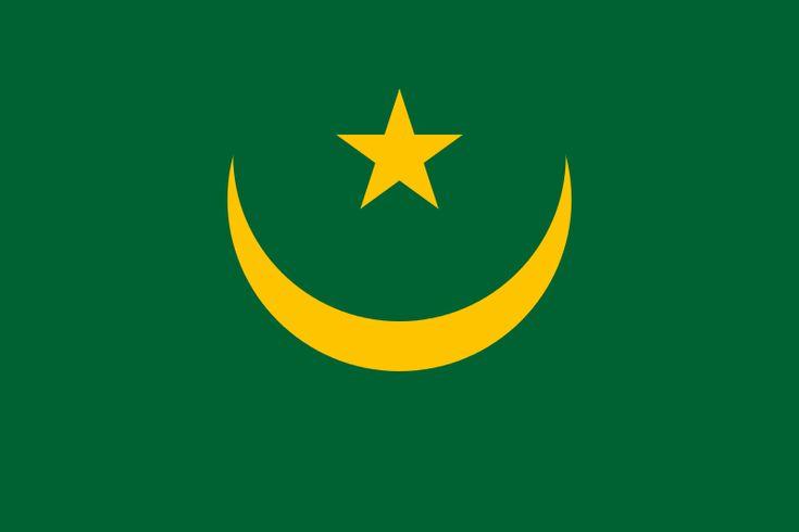 mauritania flag | Imagem numa resolução maior  (ficheiro SVG, de 900 × 600 pixels ...