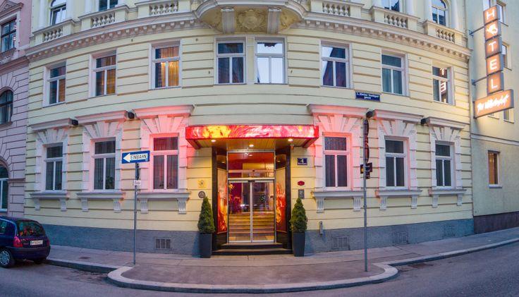 Der Wilhelmshof - DAS Hotel zwischen Wien Zentrum und Prater - 4-Sterne-Designhotel