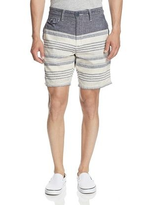 43% OFF Howe Men's Syndicated Reruns Flat Front Short (Bone)