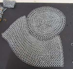 208 Best Chainmaille Clothing Images On Pinterest