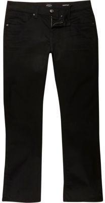 River Island MensBlack Clint bootcut jeans