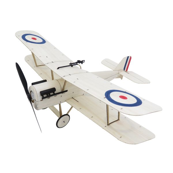 Eachine S.E.5a SE5a 378mm Wingspan Balsa Wood RC Airplane With Power System