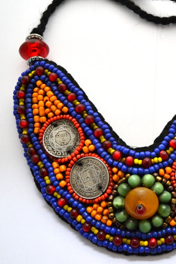 Nomad Statement Necklace