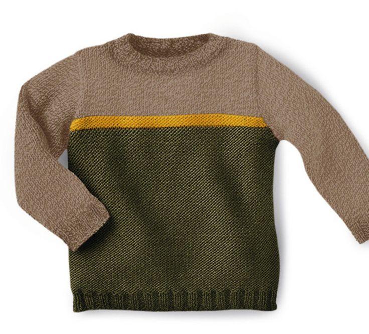 On craque pour ce modèle de pull, entre vert et olive, pour un style inimitable et très graphique ! Ce modèle est tricoté en Fil Charly, coloris Olive, Biche et Colza.Modèle N°11 du mini-catalogue N°648 : Automne/Hiver 2016, Spécial qualité Charly