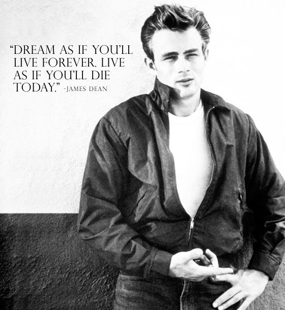 James Dean Rebel without a Cause Quotes