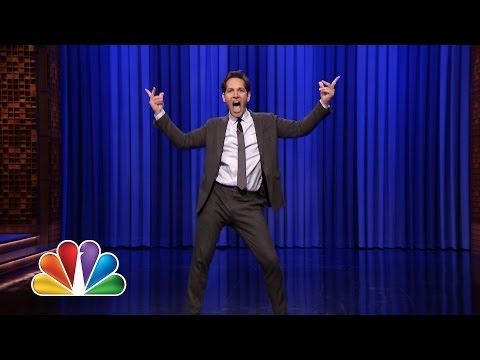 Buahahahahah Paul Rudd And Jimmy Fallon's Lip Sync Battle Is One For The Ages