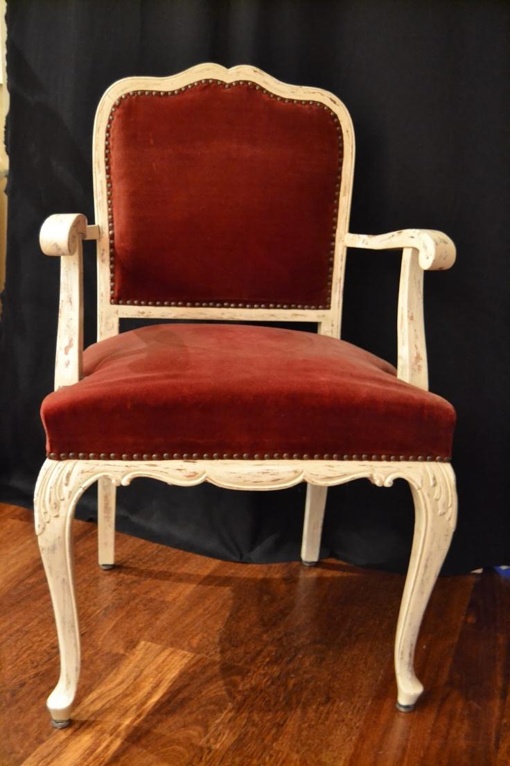 17 best images about sillas retapizadas on pinterest louis xvi blue dining rooms and stove - Sillas louis xvi ...