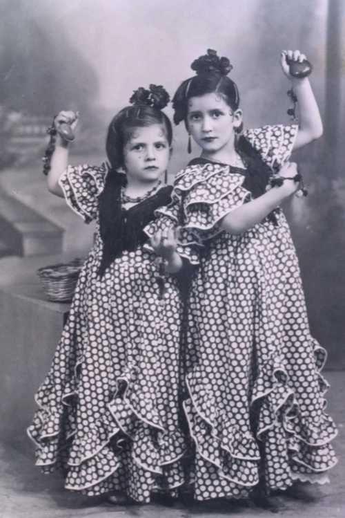 Little flamencas