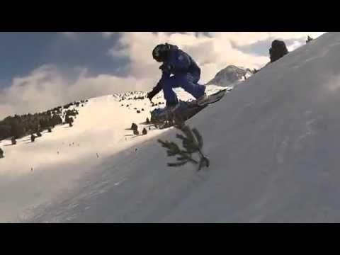 Инструкторы  по сноуборду и горным лыжам, Андорра.  Горнолыжный отдых в ...