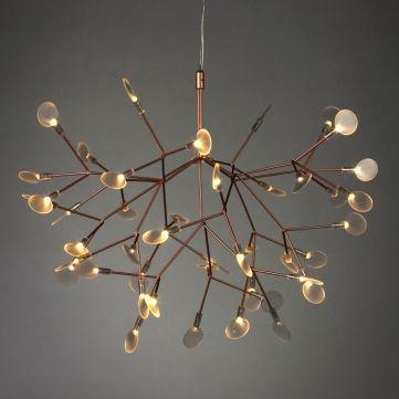 Подвесные светильники купить в интернет-магазине дизайнерской мебели Cosmorelax.Ru, фото и цены на подвесные потолочные светильники - 16 страница