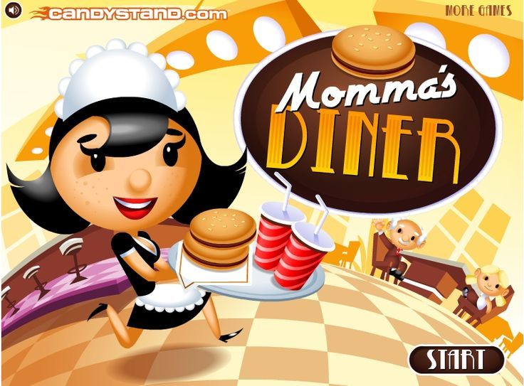 The Best Cooking Games for girls Momma's Diner