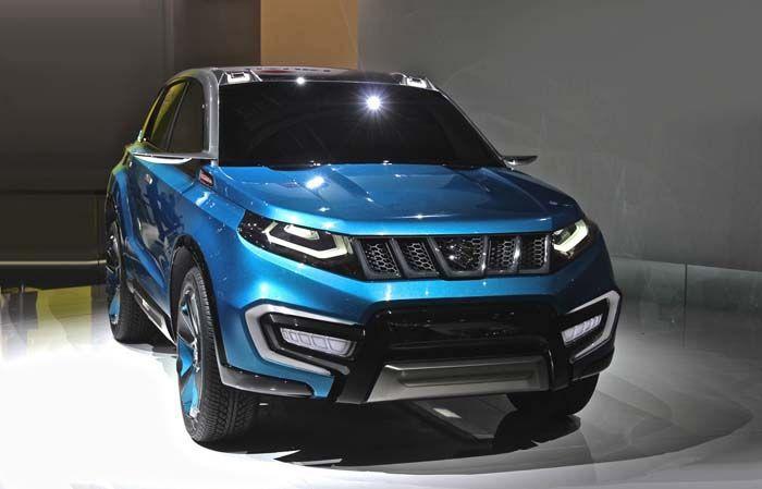 2018 Suzuki Grand Vitara overview