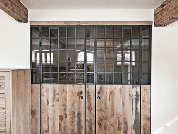 25 beste idee n over smeedijzeren deuren op pinterest ijzeren deuren toegangsdeuren en - Leuningen smeedijzeren patio ...